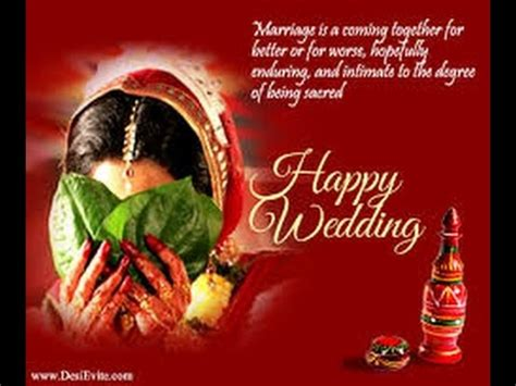 wedding status  marriageshappy wedding wishes sms whatsapp video youtube