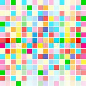 The beautiful rainbow colors random scattered, background