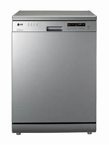 Lg Dishwasher  Silver  Model  D1452lf
