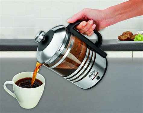 How many tablespoons in a cup? How to Make Rich, Flavorful Coffee in a French Press - Mr. Coffee