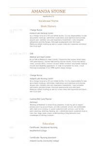 charge resume template charge resume sles visualcv resume sles database