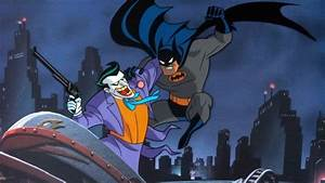 BATMAN: THE ANIMATED SERIES Finally Coming to Blu-Ray in ...