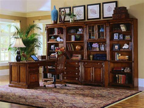 hooker furniture brookhaven peninsula home office set