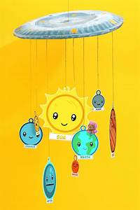 Bubble Guppies Solar System Craft - -- Printable ...