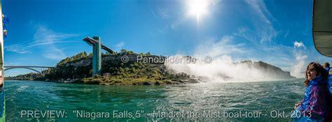 Niagara Falls Boat Tours Usa by Auswahl Der Panoramabilder