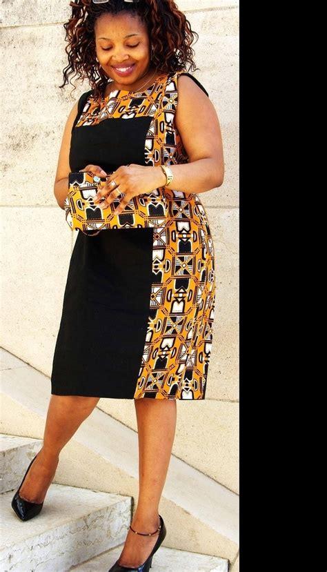 les plus belles robes de chambre les plus belles robes en tissu pagne photos de robes