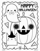 Halloween Coloring Sheets Printable Worksheets Preschool Kindergarten Pumpkin Worksheet Prints sketch template