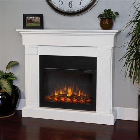 slimline indoor electric fireplaces  real flame
