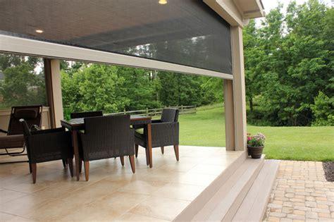 retractable patio lanai screens traditional gazebos