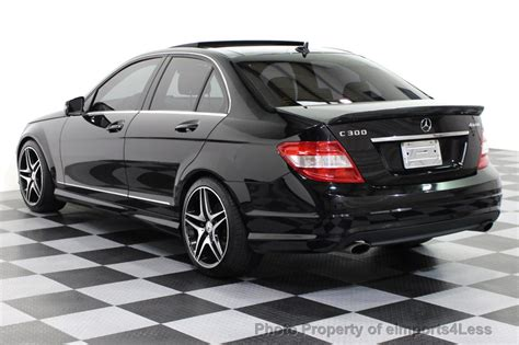 2010 Mercedes C300 Review by 2010 Used Mercedes C Class C300 4matic Sport Package