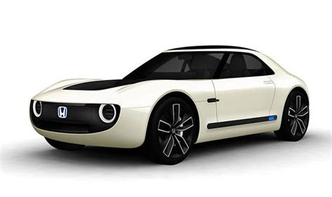 Ev Car News by Electric Car News Honda Sports Ev Concept Debuts At