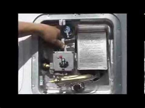 propane tankless water heater 4 how to light a rv water heater pilot