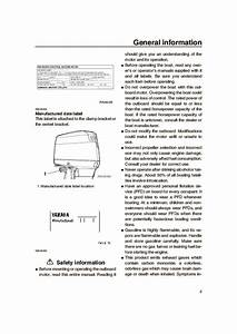 2006 Yamaha Outboard 150 Boat Motor Owners Manual