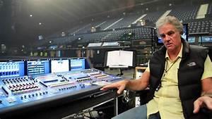 Foh Engineer Roger Lindsay Wembley Arena An Xl8 And Jesus Christ