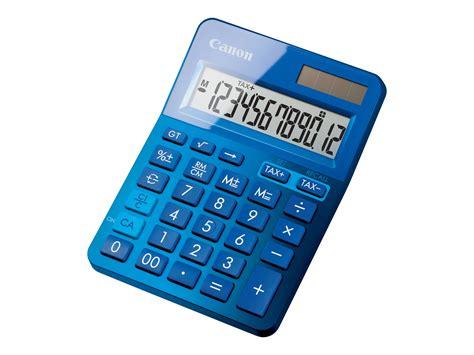 calculatrice de bureau canon ls 123k calculatrice de bureau 12 chiffres