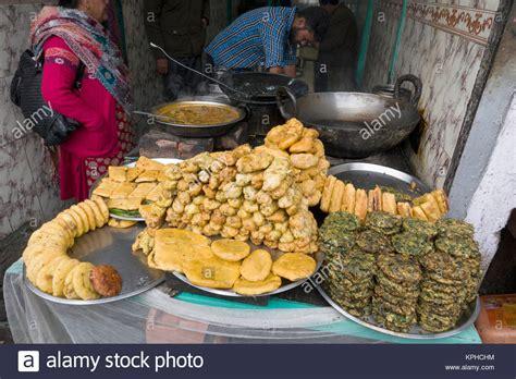 bazar cuisine lower bazar shimla himachal pradesh stock photos lower