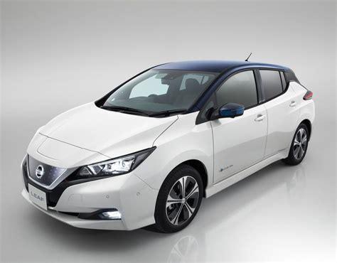 2019 Nissan Leaf * Release Date * Price * Specs * Design