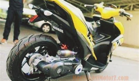 Modifikasi Aerox 155 Kuning by Gambar Modifikasi Yamaha Aerox 155 Kuning