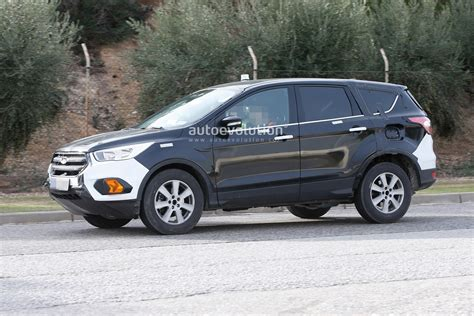 2020 Ford Escape by 2020 Ford Escape Kuga Suv Prototype Spied For The