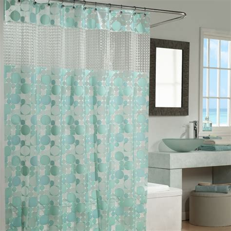 Clear Shower Curtain With Design - ideas clear shower curtain the homy design