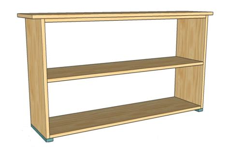 Free Bookcase Plans To Build by How To Build A Simple Bookcase Woodworking Session