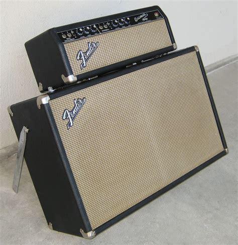 Fender Bassman Cabinet Dimensions by Fender Bassman 2x12 1960 1965 Cabinet Cover