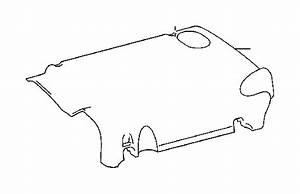 Toyota Echo Cover  Cylinder Head  No  2  Engine
