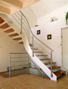 Couleur Escalier Interieur by Escaliers D Int 233 Rieur