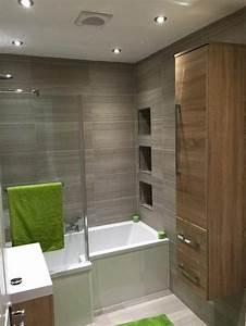 1580 best salle de bain images on pinterest With modele salle de bain 6m2