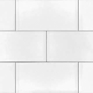 subway backsplash tile shiny gloss 3 quot x6 quot modern wall