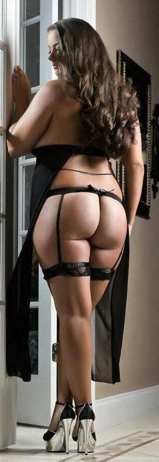 Thick Woman With Garter Belt Notfred