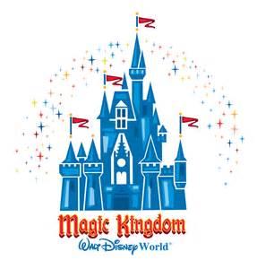 Disney World Magic Kingdom Castle Clip Art