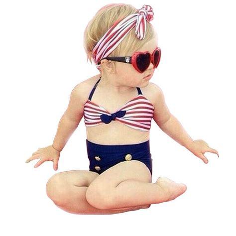 prettybaby  korean baby girls bikini kids girl