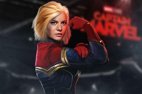 brie larson captain marvel powers this analysis proves that marvel s captain marvel can beat