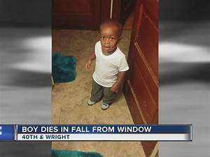 2 Year Old Dies After Falling From Window