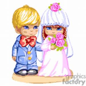 royalty free animated children in a wedding 375898 With wedding invitation gif format