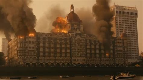 hotel mumbai poster  november  terror struck