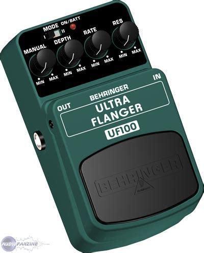 Behringer Am100 Uf 100 user reviews behringer ultra flanger uf100 audiofanzine