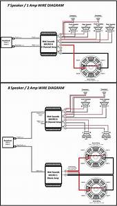 Jl Audio Wiring Diagrams