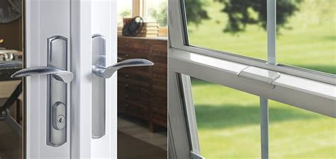 door hardware  window hardware options milgard windows doors