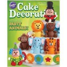 Cake Decorating Books Pdf by 1000 Images About Wilton Yearbooks On