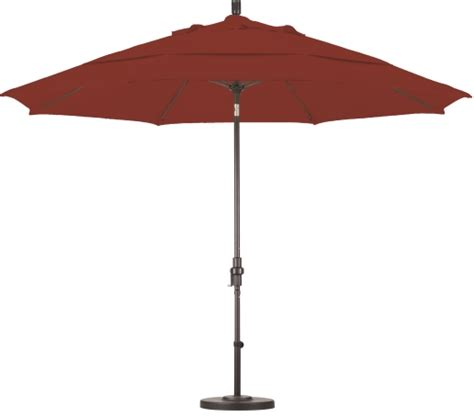 shade usa 11 foot aluminum sunbrella grade aa patio