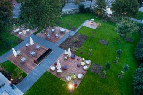 Der Garten Restaurant Prater by Motel One Wien Prater Bewertungen Fotos Preisvergleich