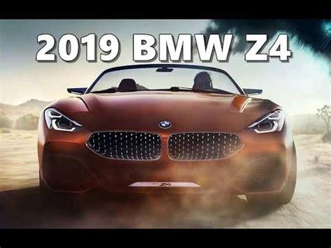 2019 Bmw Z4 (preview) Youtube