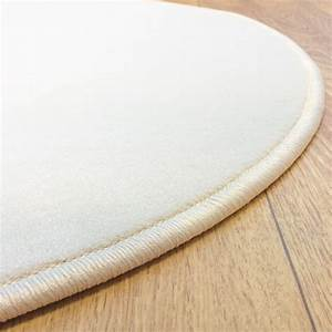 pin tapis rond blanc mellow mood on pinterest With tapis rond blanc