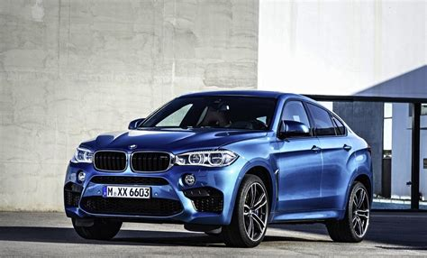 2015 Bmw X5 M & X6 M Revealed; More Power, Improved