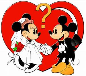 Mickey and Minnie A Tale of True Love - Wallpaper & Border ...