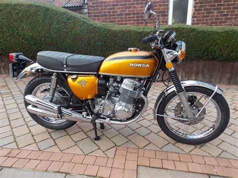 restored honda cb750k2 1973 photographs at classic bikes restored bikes restored