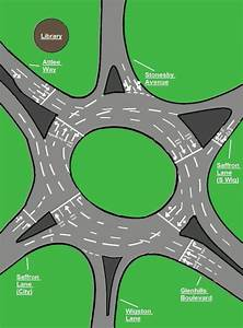 Pork Pie Roundabout Diagram