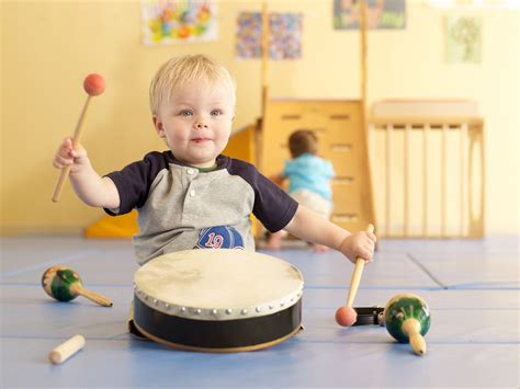 Toddler Music and Movement Activities